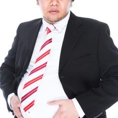 ぽっちゃり男