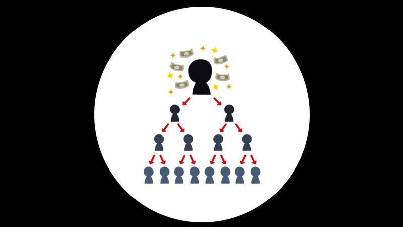 Tinderマルチ商法ネットワークビジネス
