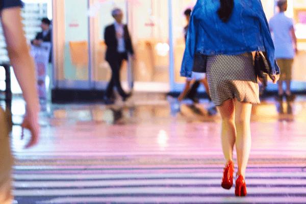 ナンパで狙うべき女性の特徴