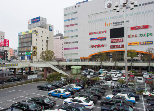 栃木出会いの場所宇都宮駅