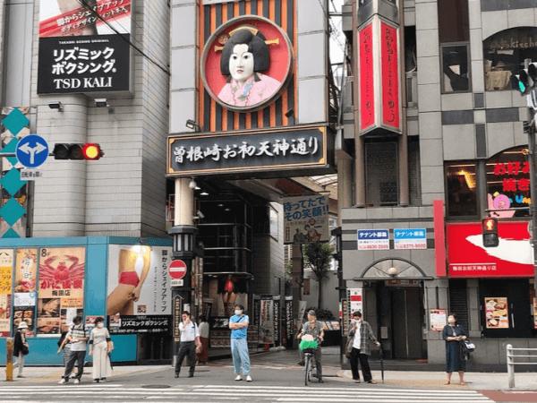 大阪ストリートナンパスポット1