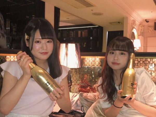 歌舞伎町2丁目の相席ラウンジ「ORIENTAL LOUNGE EVE」