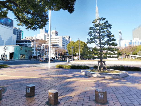 ナンパスポット栄駅