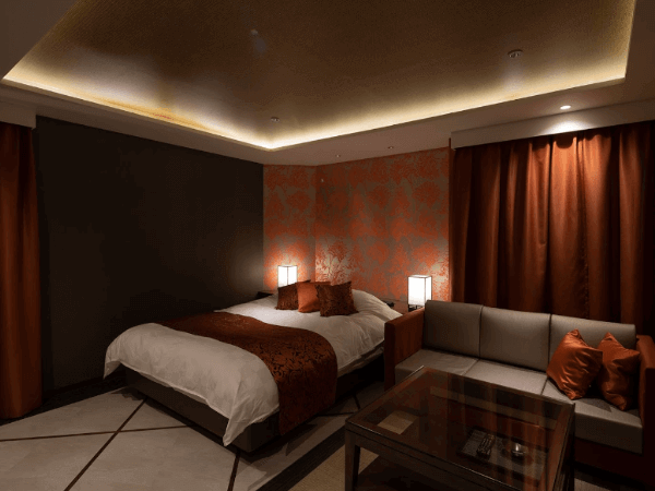 岡山でおすすめのラブホテル1