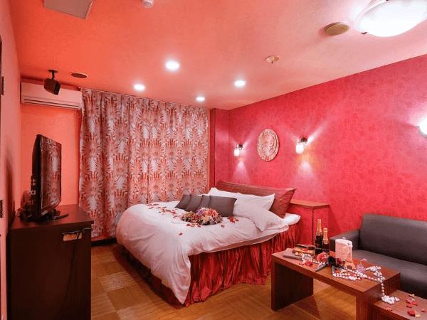 岡山でおすすめのラブホテル3