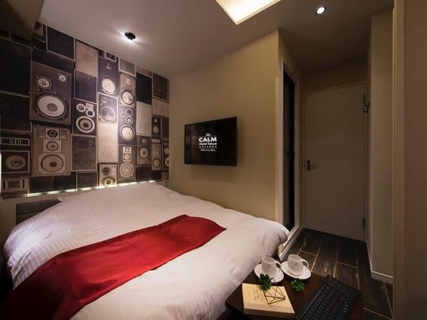 The calm hotel tokyo GOTANDA