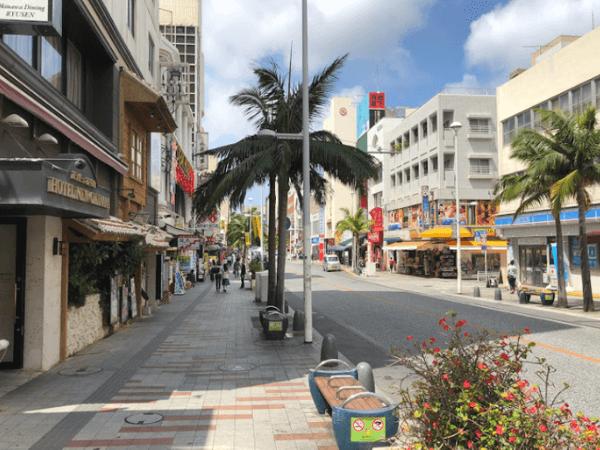 沖縄ストリートナンパスポット1