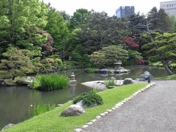 北海道のセフレと青姦できる場所