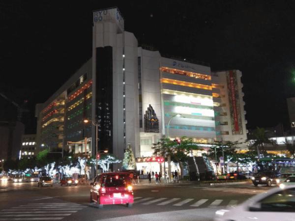沖縄ストリートナンパスポット3