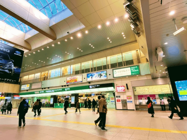 埼玉ストリートナンパスポット1