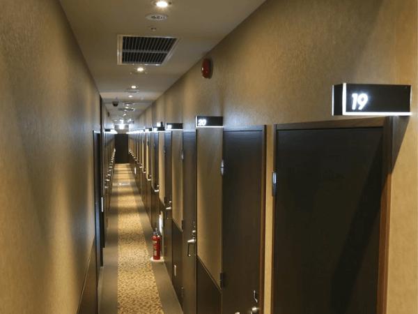 新宿でセフレとセックスできる場所1