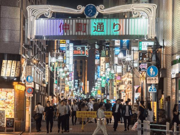 上野でセフレと出会えるストリートナンパスポット3